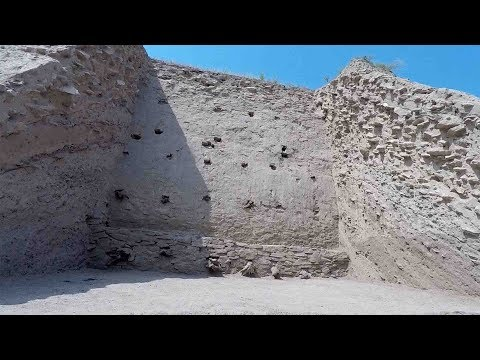 Massive imperial gate ruin discovered in China