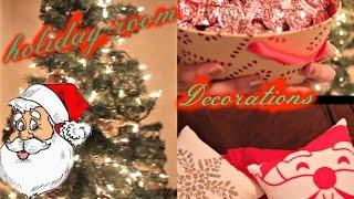 Holiday room Decorations Thumbnail