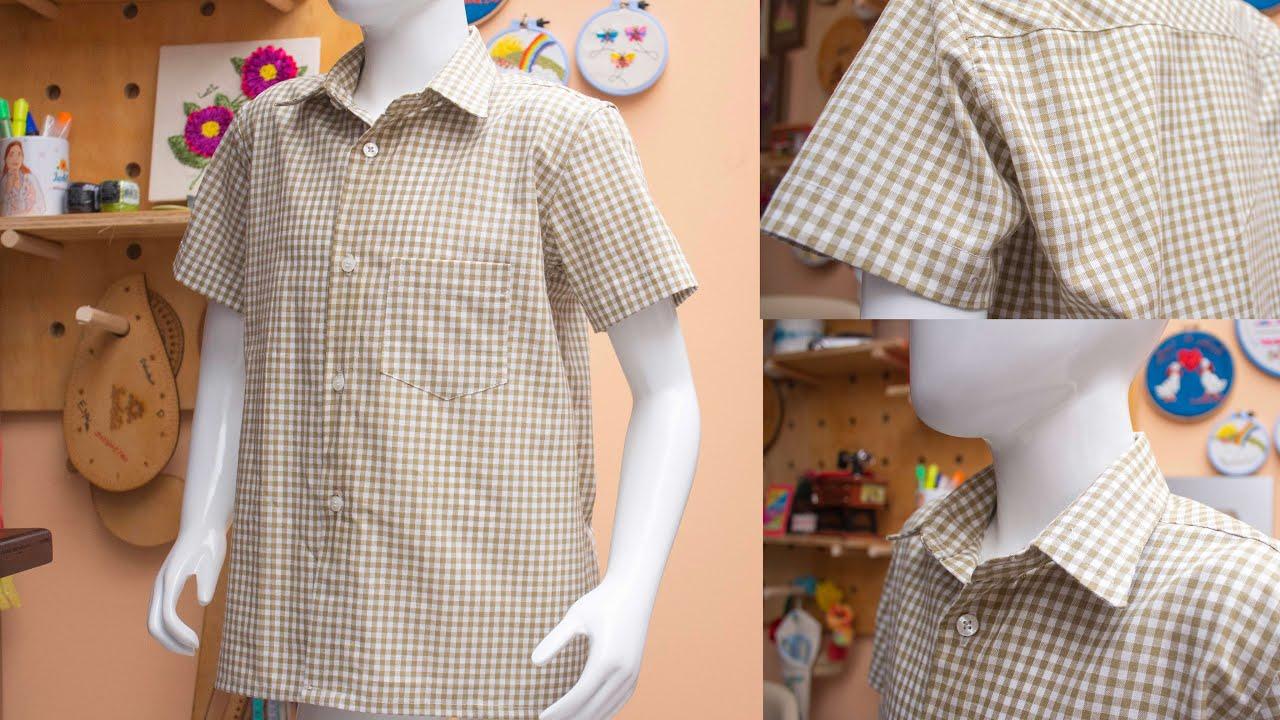 Así de fácil se confecciona la camisa clásica paso a paso/Idea de negocio