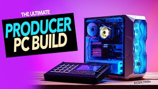The Best PC For Music Production 2020 | Ryzen 3900x Build for MPC, FL Studio & Ableton Beatmaking