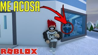 EXTRA PLAYER LOVE ME PLAYING JAILBREAK IN ROBLOX 😰 [Invented Story]