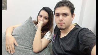 بيتنا مسكون وفية عفاريت مصدووومة ورد فعل عمرو ومي !!