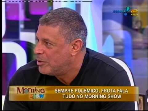 Alexandre Frota revela segredos no Morning Show 27.06.13 *Na íntegra