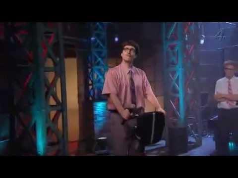 Weird Al Yankovic - White & Nerdy - The Tonight Show - 2006