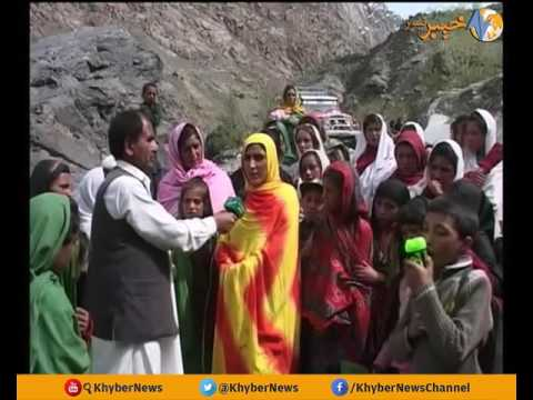 DISTRICT DIARIES CHITRAL  EP # 22 [ 19 - 10-2016 ] | Khyber News