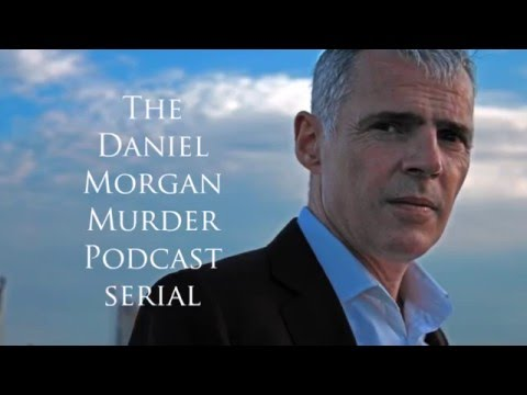 Daniel Morgan Murder Serial Episode One - Follow Us