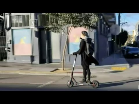 San Francisco Seizes Electric Scooters While Finalizing Regulations