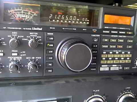 TS 940 S Limited VR2XMT wkd JA2GPR