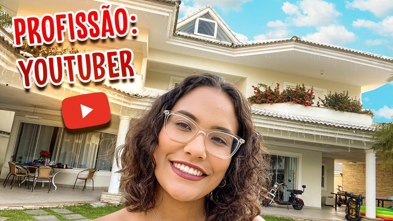 MINHA PROFISSÃO DE YOUTUBER - COMO EU COMECEI? - RAFAELLA BALTAR