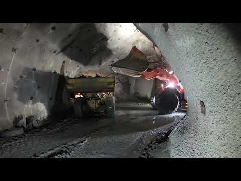 Rampura Agucha Underground Mining Production