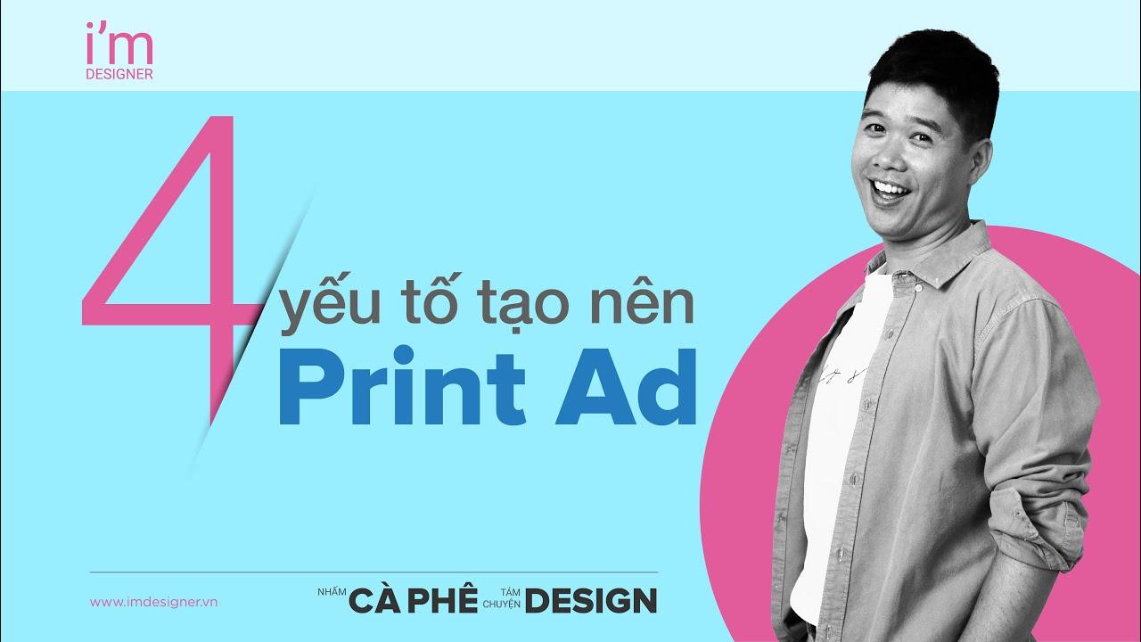KV trong Print Ad