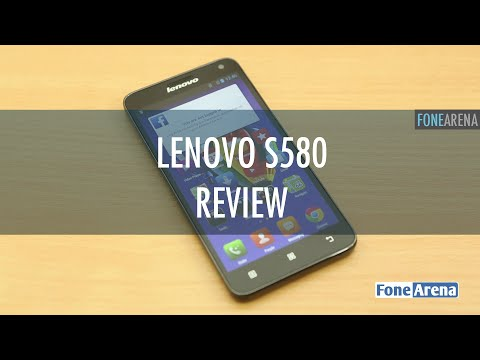 Lenovo S580 Review