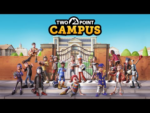 Two Point Campus | Official Announce Trailer PEGI
