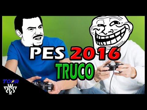 PES 2016 | Cómo Vacilar a tu Amigo (Truco) | toor_89
