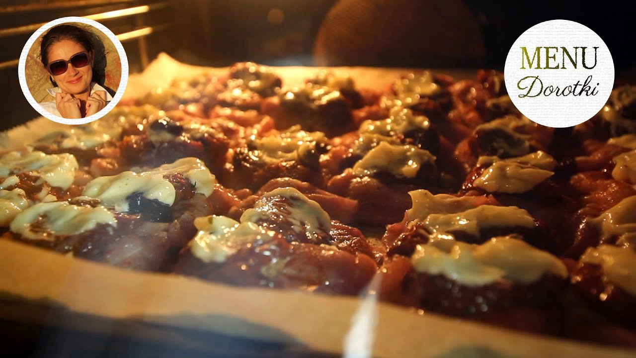 Szybki Obiad Z Kurczaka Przepis Na Proste I Efektowne Danie Menu Dorotki