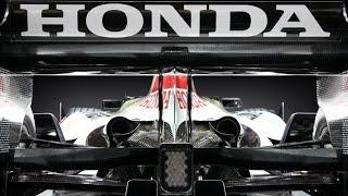 New Honda Formula 1
