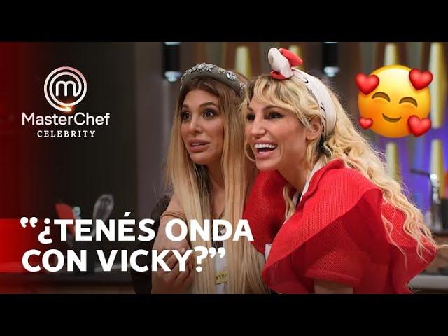 ¿Hubo match entre Vicky Xipolitakis y Germán Martitegui?  - MasterChef Argentina 2020