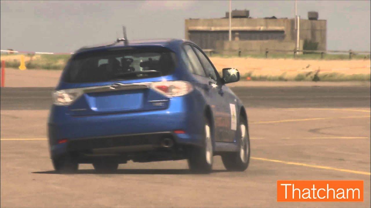Thatcham Subaru Impreza Rc Esc Test Youtube