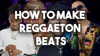 How to Make REGGAETON BEATS in Studio One 4 | Reggaeton Tutorial
