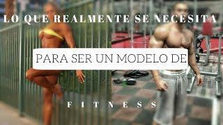 Lo Que Realmente Se Necesita Para Obtener El Cuerpo De Un Modelo De Fitness ▶️️