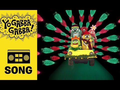 See The Holiday Lights - Yo Gabba Gabba!