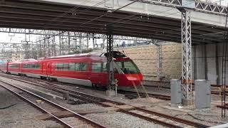 小田急ロマンスカー「GSE」試乗会