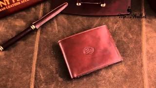 Стильное кожаное портмоне коричневое Tony Perotti. Артикул It1656 moro(, 2015-11-10T15:17:55.000Z)