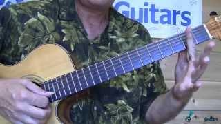 Goodbye Yellow Brick Road by Elton John -  Guitar Lesson Preview