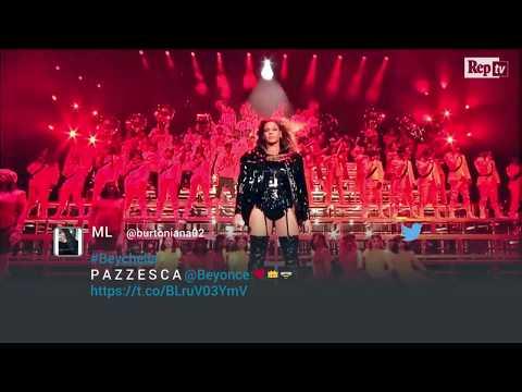 La 'regina' è tornata: Beyoncé strega i fan sul palco del Coachella Festival