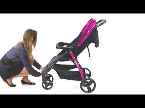 Baby Design Clever - манёвренная прогулочная коляска