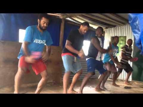 Fijian dance
