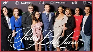 Pretty Little Liars Last Paleyfest | Shay Mitchell
