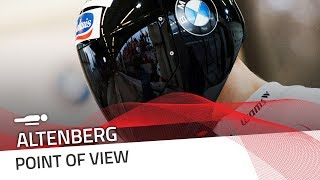 Altenberg | Skeleton Point Of View | IBSF Official