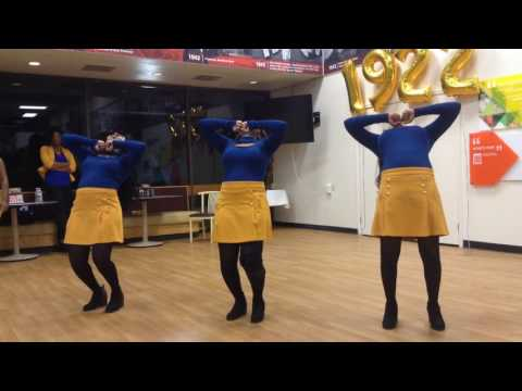 Pi Pi  Chapter of Sigma Gamma Rho Fall 2016 Neophyte Show