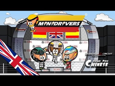 [ENGLISH] MiniDrivers - Chapter 6x04 - 2014 Chinese Grand Prix