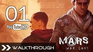 Mars War Logs (PC/PS3/Xbox360) - Walkthrough/Gameplay Part 1 (Pow Camp) HD 1080p Max Settings