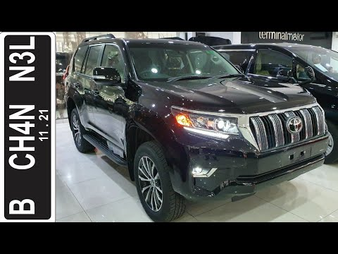 In Depth Tour Toyota Land Cruiser Prado TXL [J150] 2nd Facelift - Indonesia