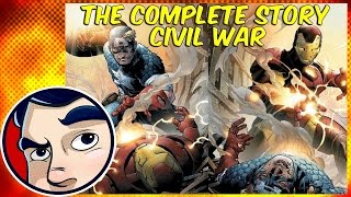 Civil War - The Complete Story | Comicstorian thumbnail