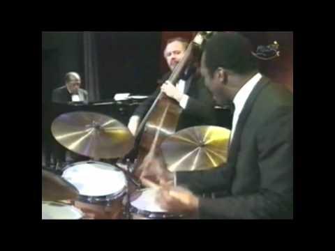 Kenny Drew Trio  St Thomas   at The Brewhouse Jazz 1992