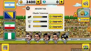 Puppet soccer 2014 - android gameplay