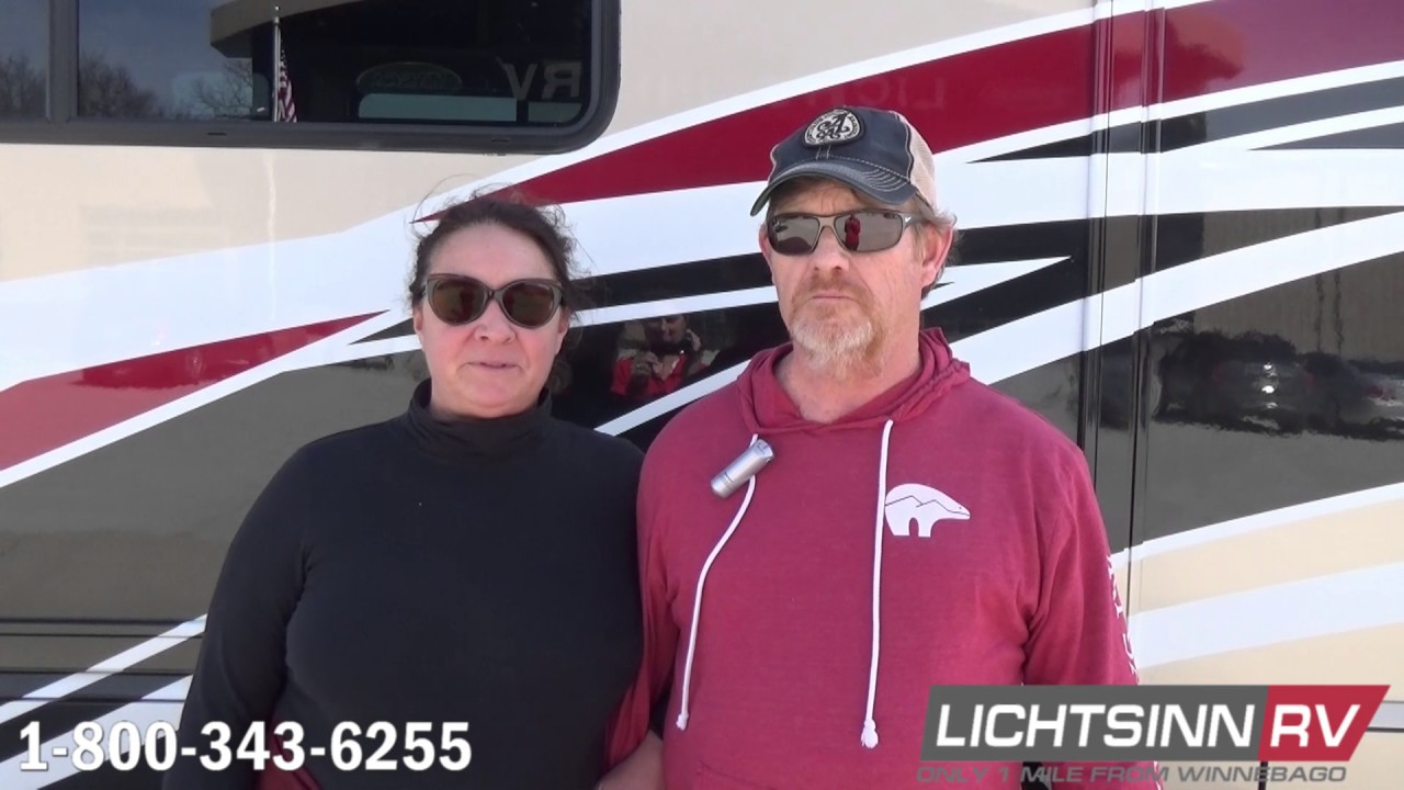Service and Parts Reviews and Testimonials from Lichtsinn RV