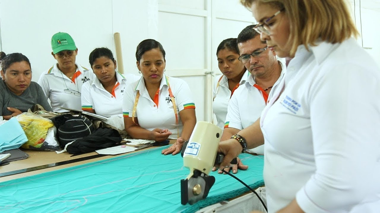 Colombia: Sewing Together for Peace