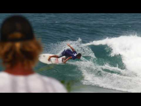 PLAYA COLORADO NICARAGUA SURF REPORT JUNE 12 2017 WITH @trsurfing