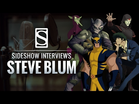 Sideshow Live - Steve Blum Interview