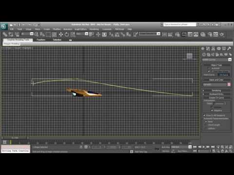 Ask DT: 3ds Max - How To Animate A Camera Flyby In 3ds Max
