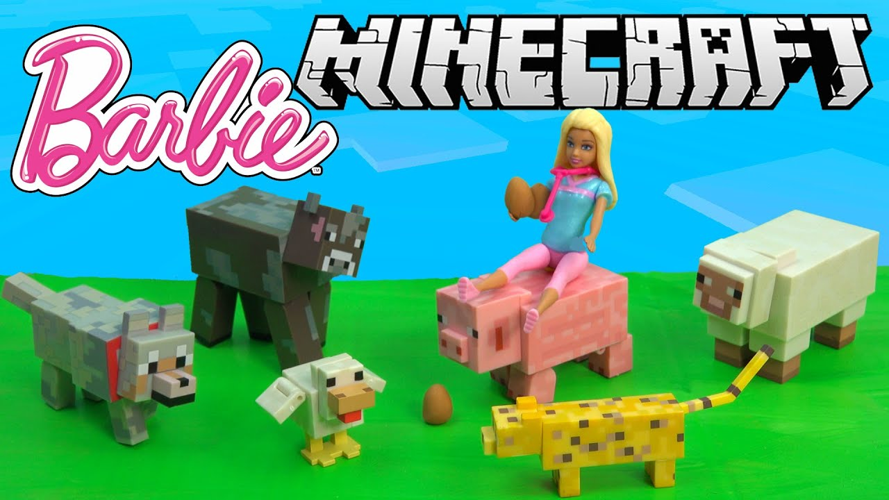How To Make Dog Toys In Minecraft