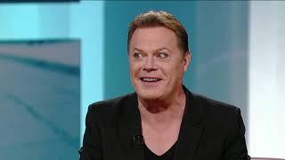 Eddie Izzard on George Stroumboulopoulos Tonight: INTERVIEW