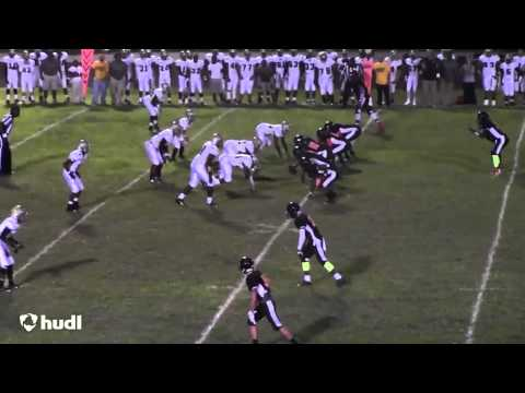 Terrence Harris Churchland High School 2014 Highlights