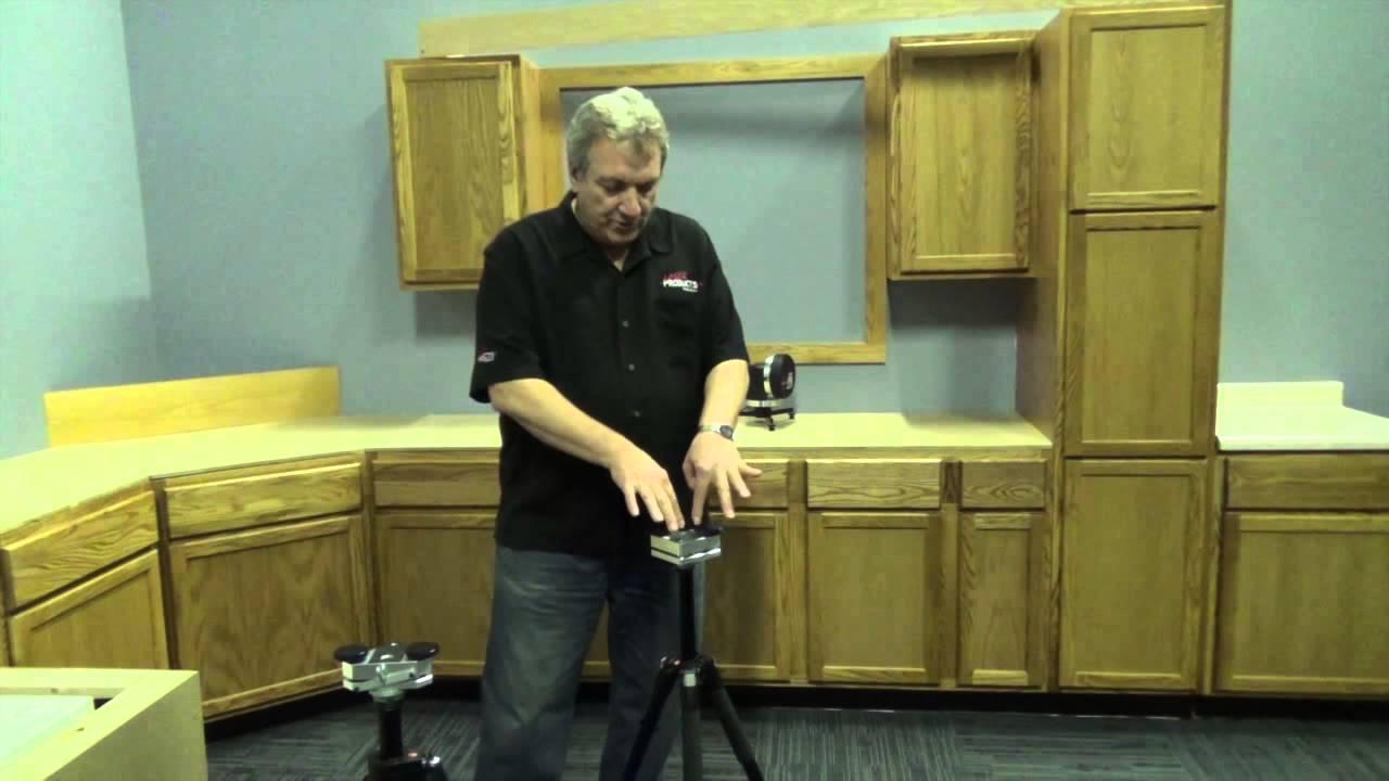 LT 2D3D Laser Templator - YouTube