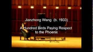 Performed by Dorene Chen. May 18th, 2012.
